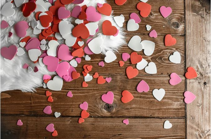 Valentine hearts2