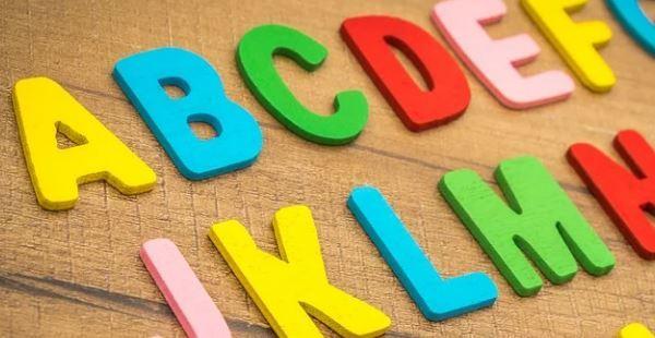 アルファベット大文字表