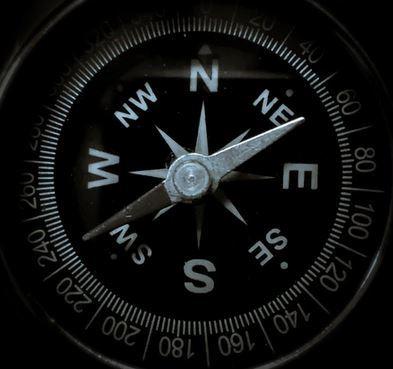 8方位/方角英語compass2