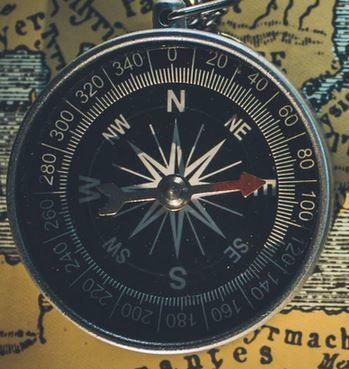 16方位/方角英語compass3