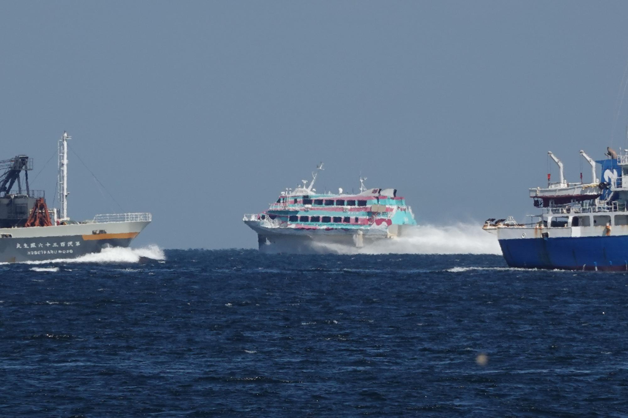 20200930-水中翼船