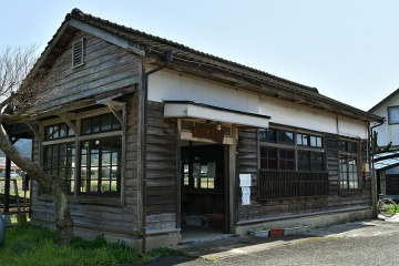 肥前長野駅202003(2)