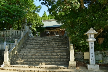 高屋神社(4)