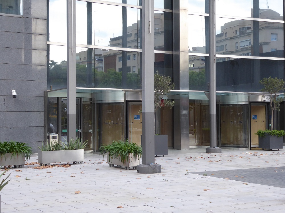 バルセロナ ホテル