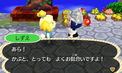 「わちーふぃる村」一月七日7