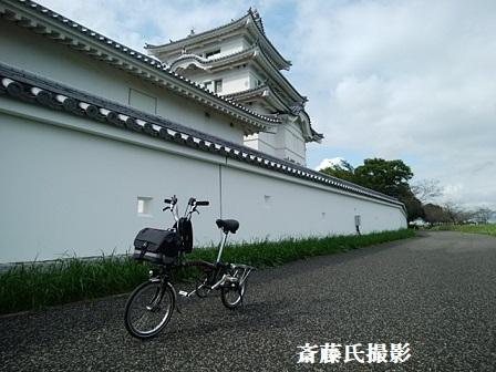 平関宿城と黒