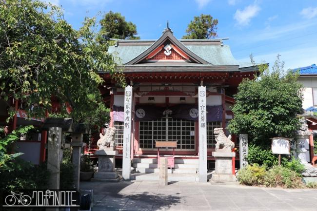 因島石切神社