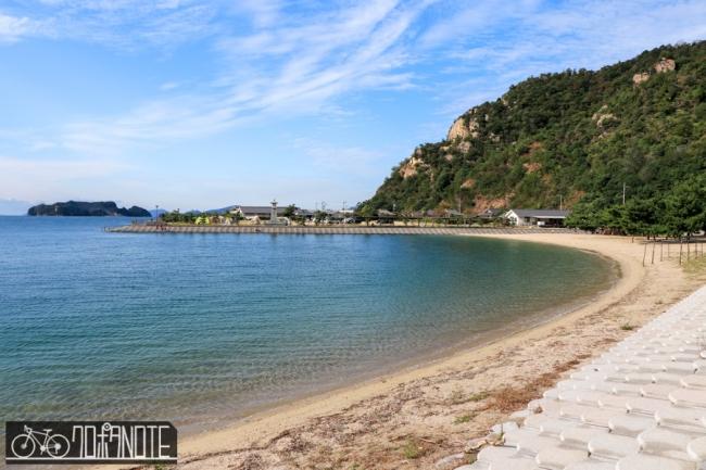 梶ケ浜海水浴場