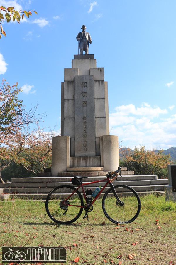 濱田國太郎銅像