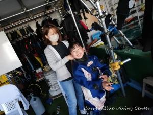 子供体験ダイビングちびっこダイビング (6)