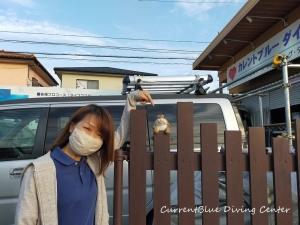 ジョイフル本田千葉ニュータウン店,木材買い出し,ガーデン,ウサギの飾り? (3)