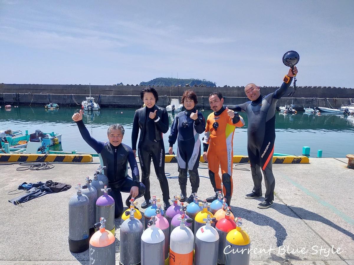勝山ダイビング印西ダイビング (1)