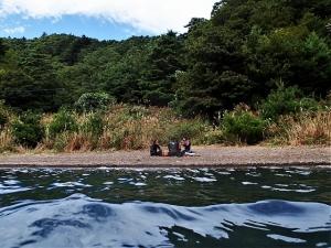 200919本栖湖ダイビング (50)