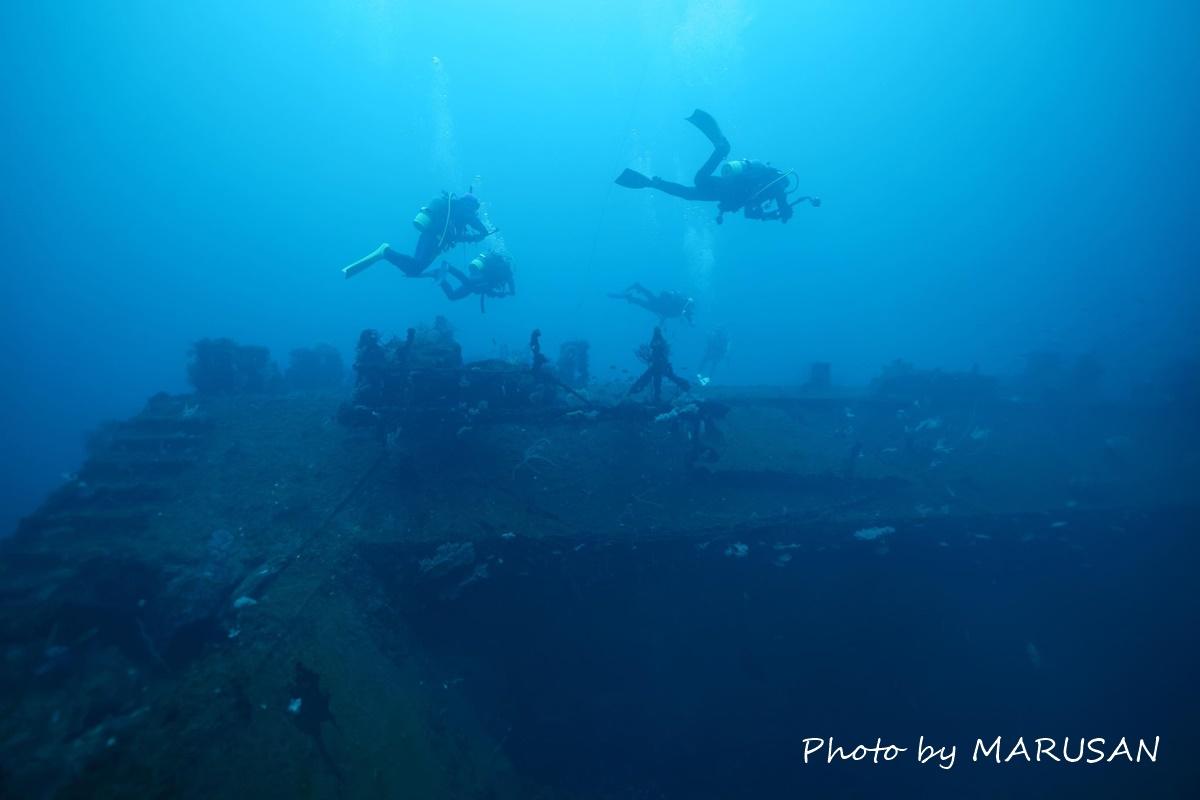 熱海冬ダイビング (1)