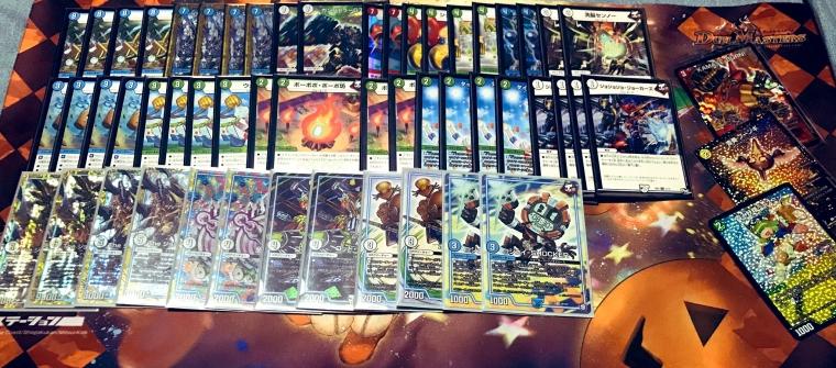 博多CS2ブロック(双極篇、超天篇、十王篇の3ブロック)ベスト8 青緑ジョーカーズ MiMiさん