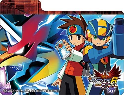キャラクターデッキケースMAX NEO ロックマン エグゼ6「電脳獣ファルザー」2