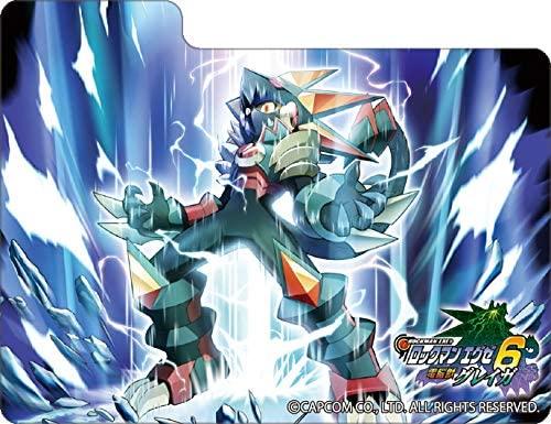 キャラクターデッキケースMAX NEO ロックマン エグゼ6「電脳獣グレイガ」3