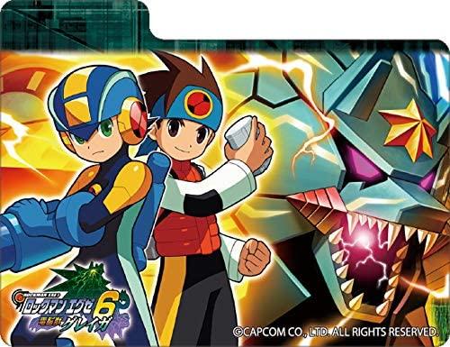 キャラクターデッキケースMAX NEO ロックマン エグゼ6「電脳獣グレイガ」2