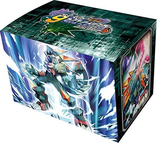 キャラクターデッキケースMAX NEO ロックマン エグゼ6「電脳獣グレイガ」1