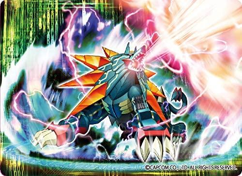 キャラクターカードボックスコレクションNEO ロックマン エグゼ「電脳獣グレイガ」3