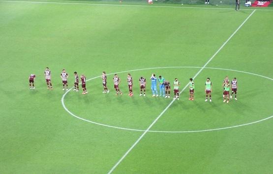 試合後2007