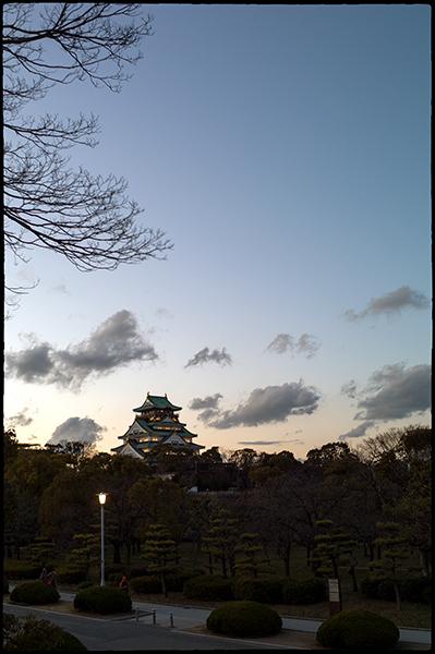 大阪城–1