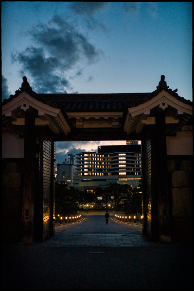 大阪城–2