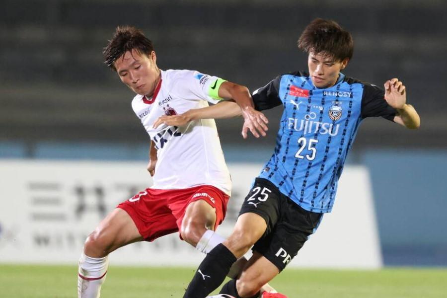 【動画】川崎F、疑惑のゴールでリーグ初勝利!鹿島は今季公式戦4連敗で最下位