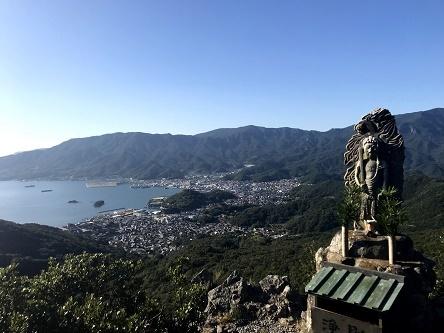 コピー (1) ~ 10月香川県小豆島 碁石山波切不動明王