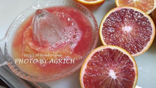 赤い実ジュース2