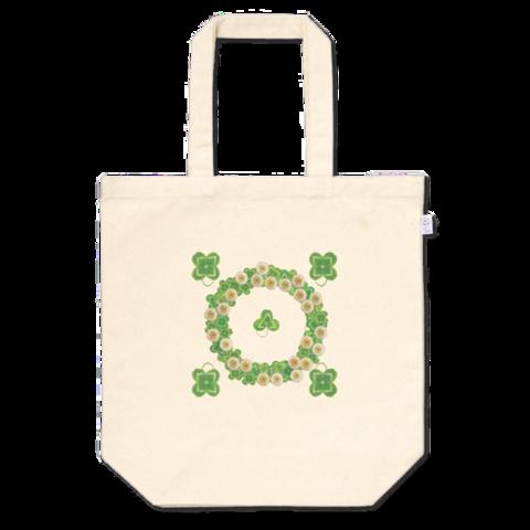 クローバーの花環バッグ