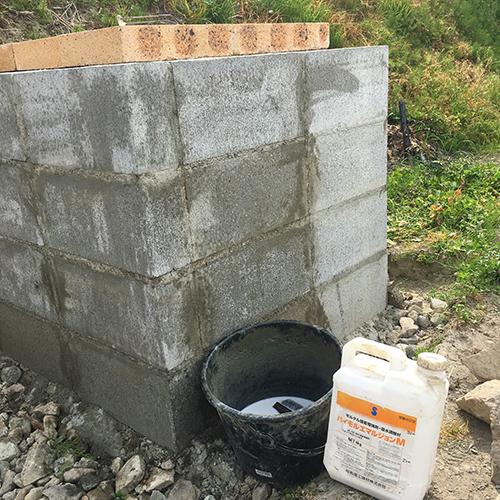 【DIY】畑にピザ窯とコンロを作る!② ~自然石の利用法~⑥