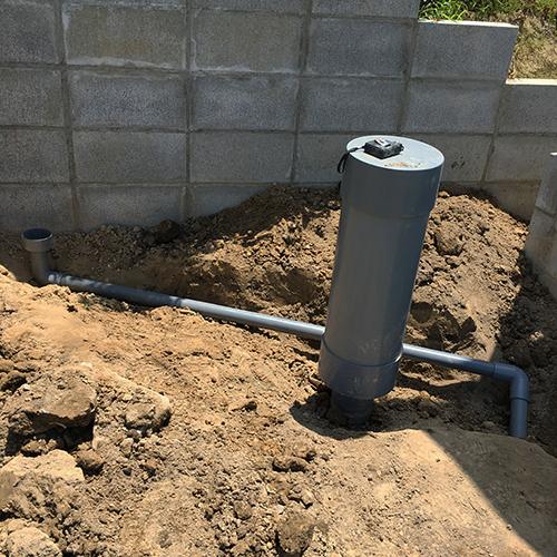 【DIY】畑に物置とトイレを作る! ~土留めを兼ねた階段を作る~⑨