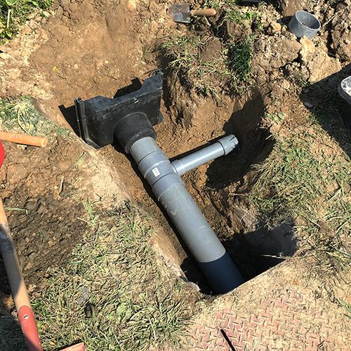 【DIY】畑に物置とトイレを作る! ~整地・配管~⑧