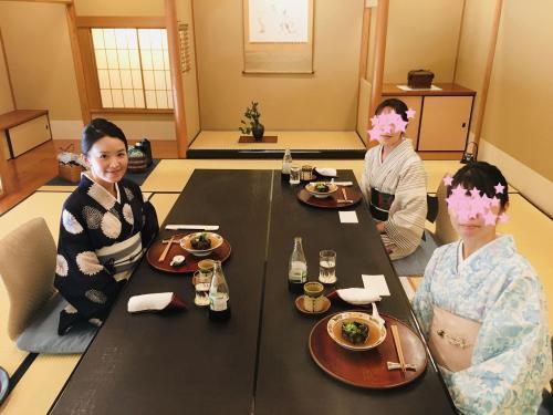 20200816精進料理と和室の立ち居振る舞い11