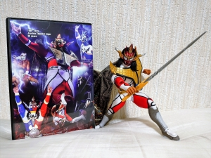 STORM COLLECTIBLES 新日本プロレス アクションフィギュア 獣神サンダー・ライガー (47