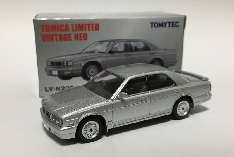 トミーテック TLVN Y32 セドリック グロリア アルティマタイプX