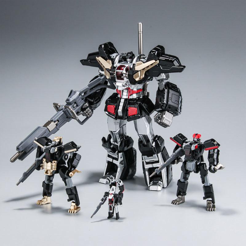 "METAMOR-FORCE ""BARI""ATION 超獣機神ダンクーガ ファイナルダンクーガFIGURE-057239_10"