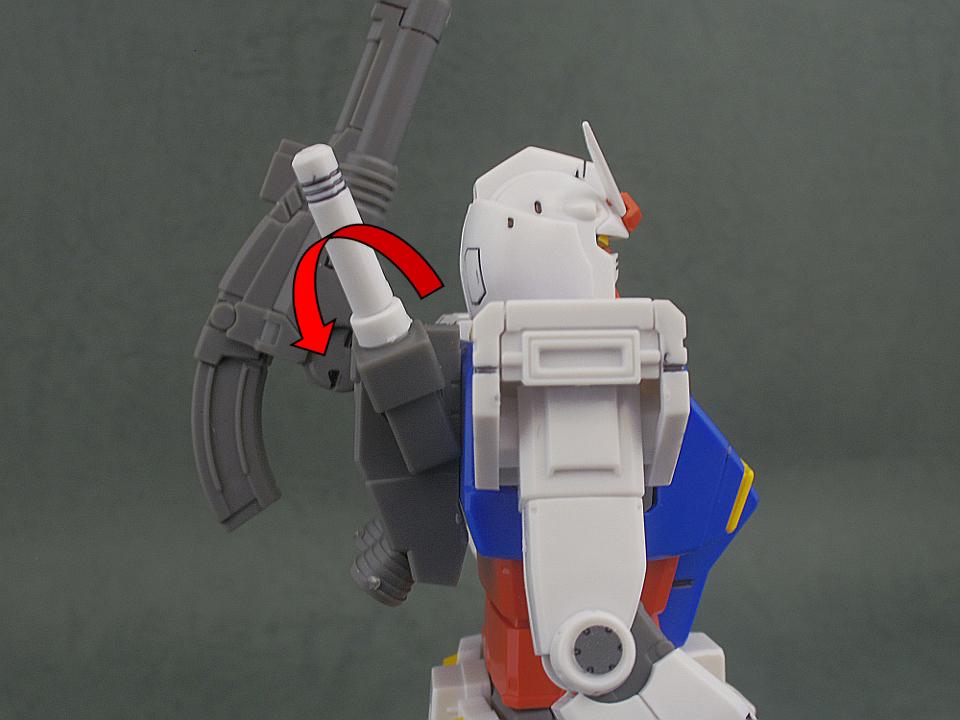 HG ガンダム origin19