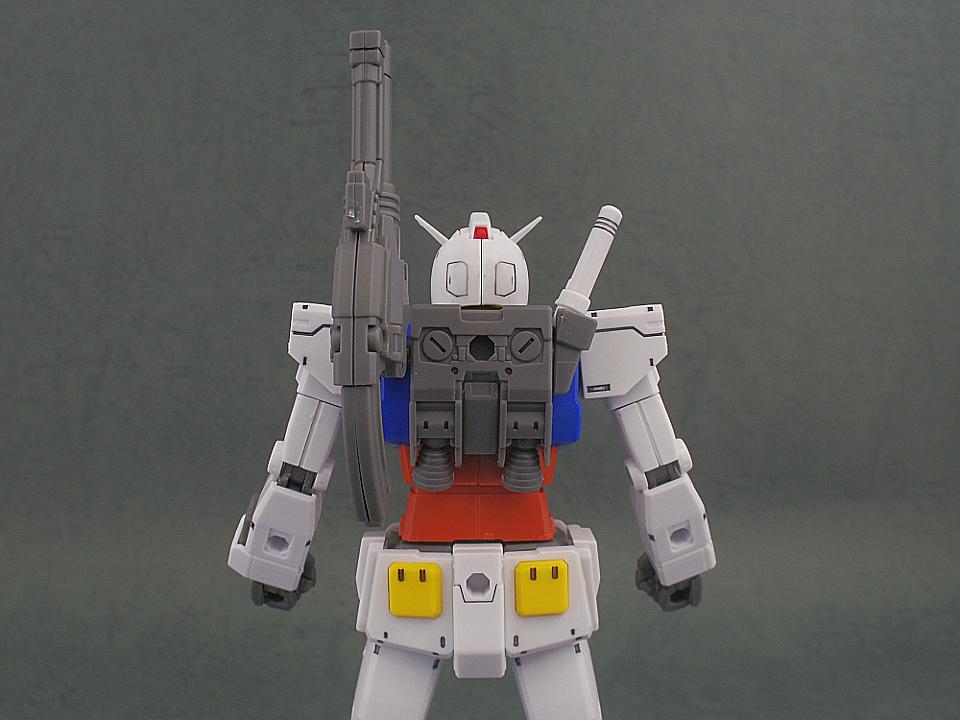 HG ガンダム origin14