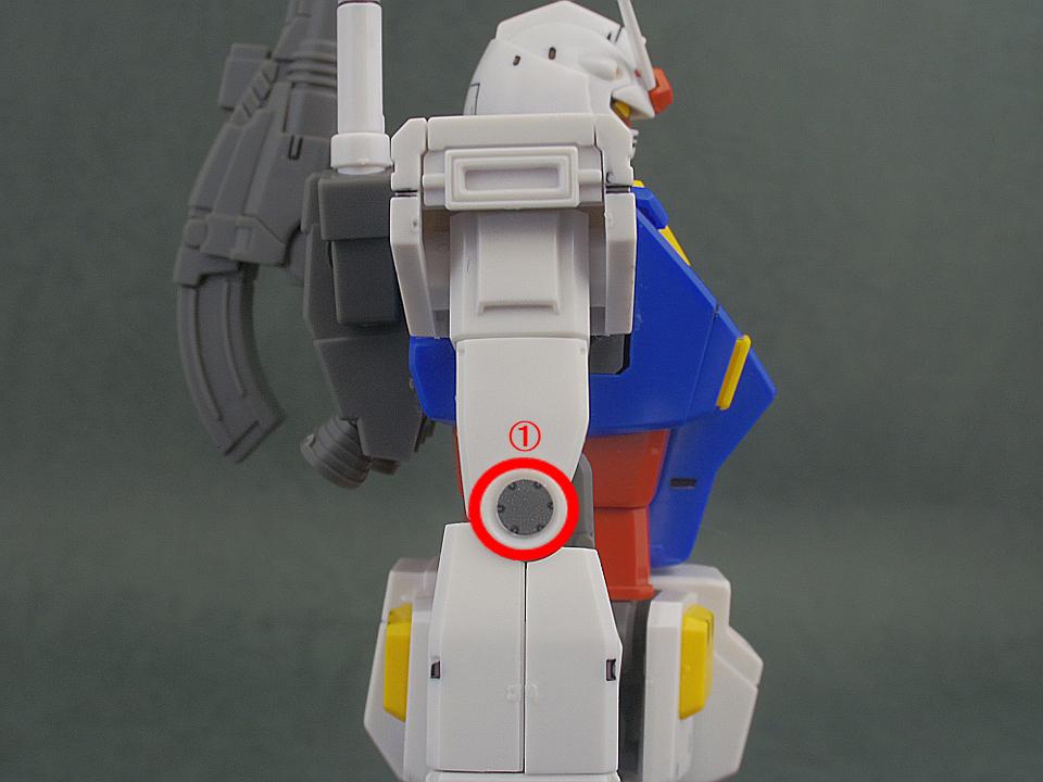 HG ガンダム origin28