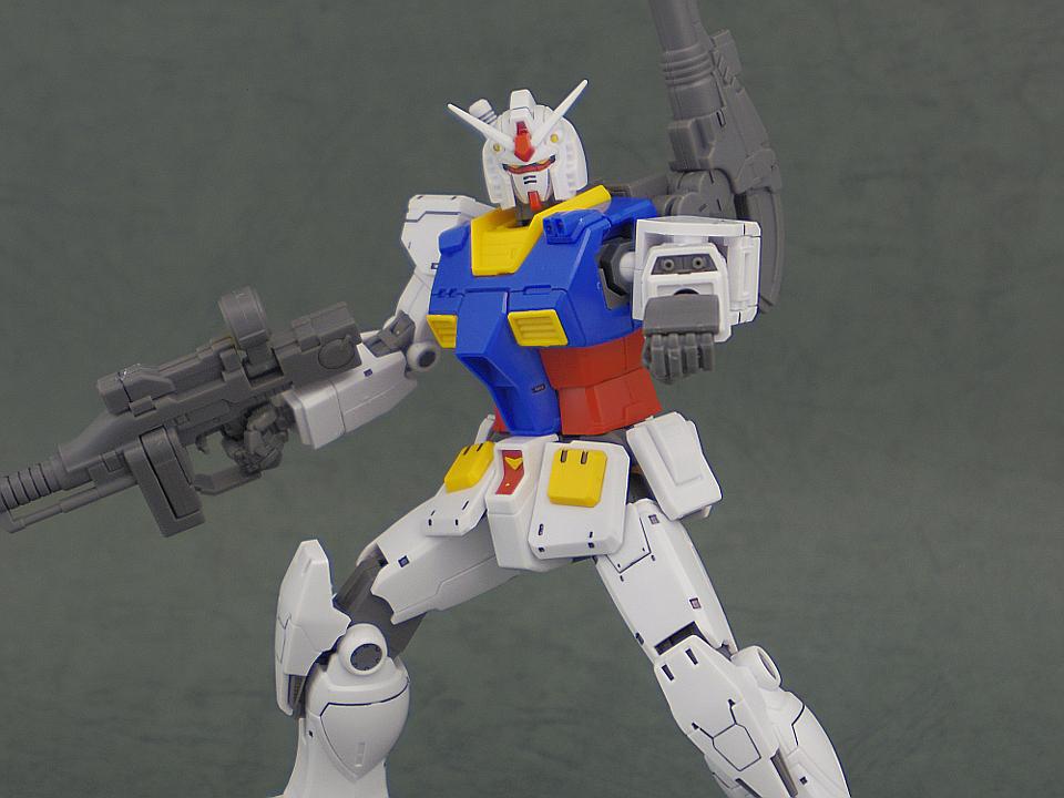 HG ガンダム origin80