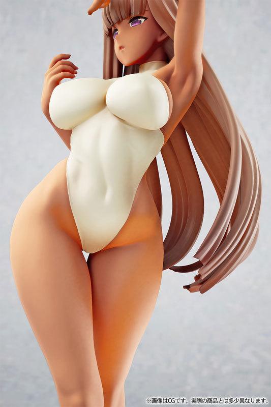 サブロー先生オリジナルイラスト 褐色ちゃん 17 完成品フィギュアFIGURE-057638_07