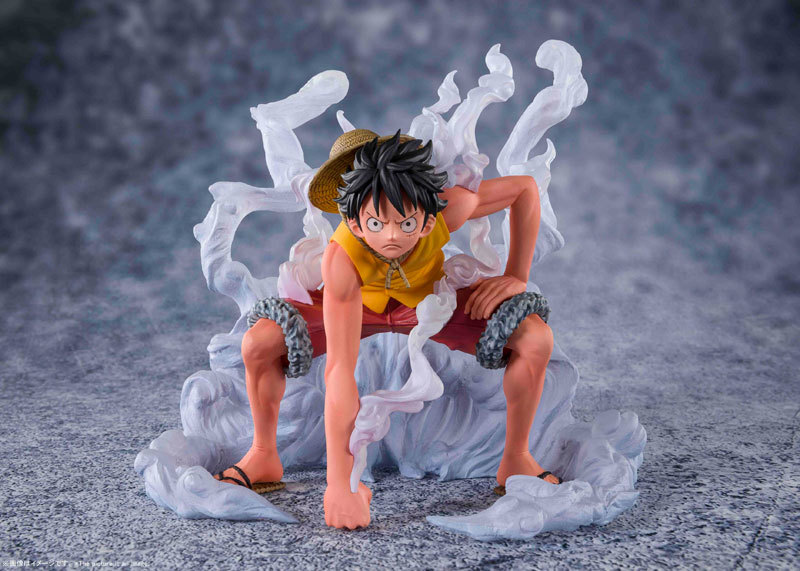 フィギュアーツZERO[EXTRA BATTLE]モンキー・D・ルフィ -頂上決戦-FIGURE-056271_01