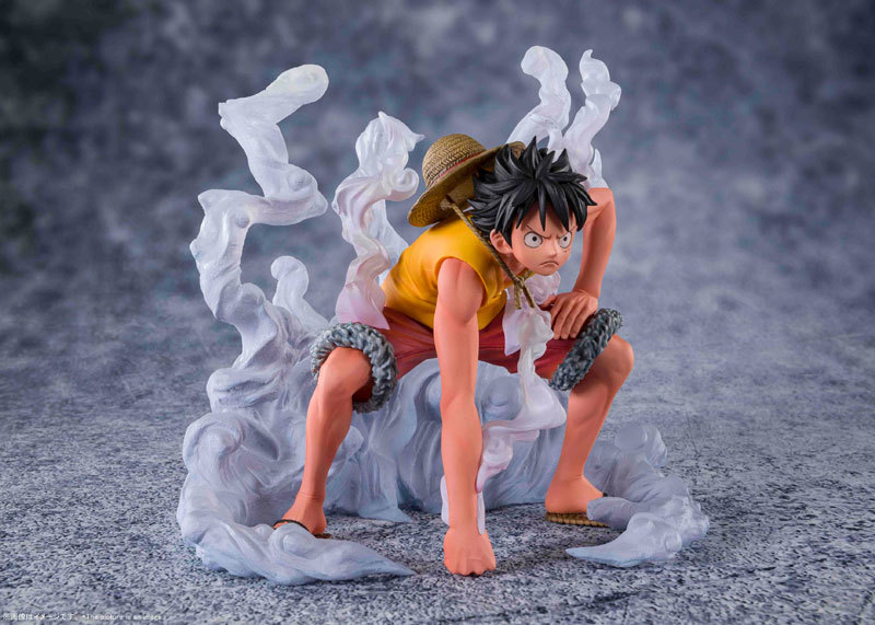 フィギュアーツZERO[EXTRA BATTLE]モンキー・D・ルフィ -頂上決戦-FIGURE-056271_03