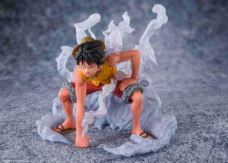 フィギュアーツZERO[EXTRA BATTLE]モンキー・D・ルフィ -頂上決戦-FIGURE-056271_04