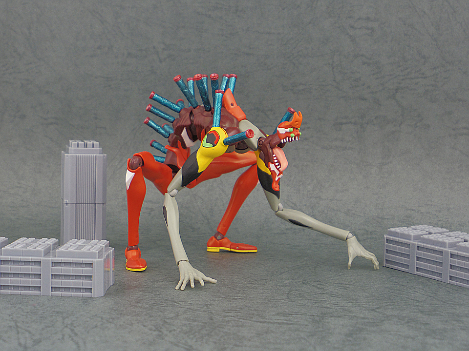 ROBOT魂 ビースト34