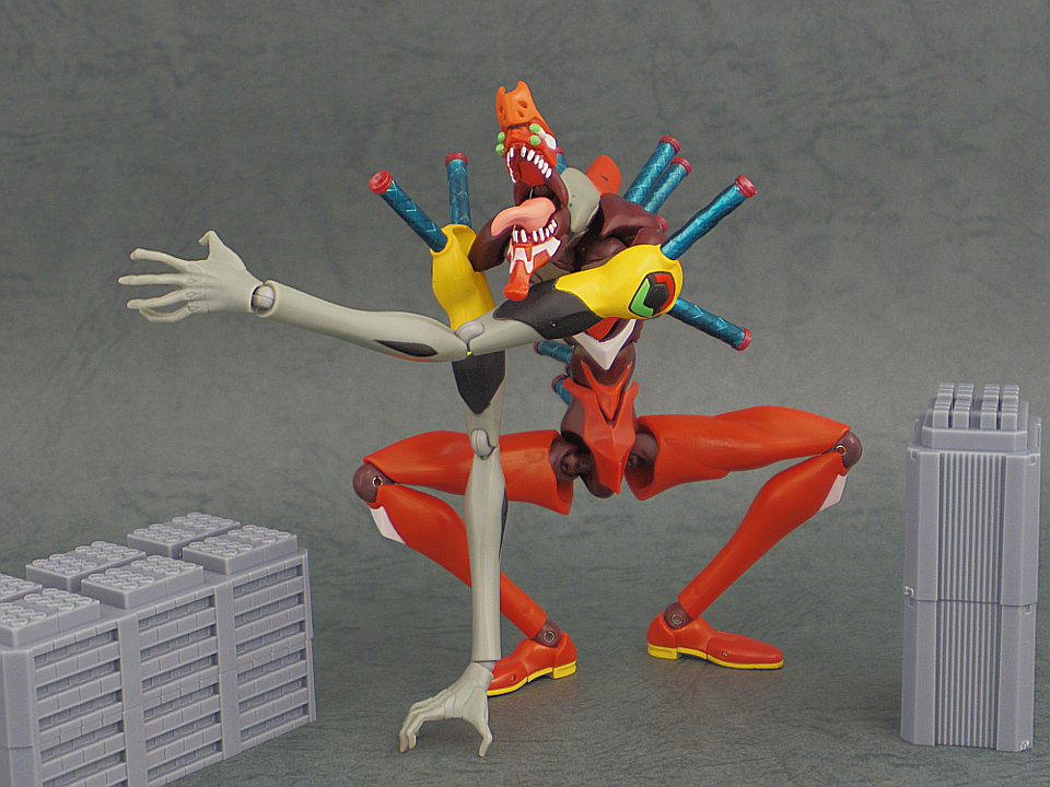 ROBOT魂 ビースト38