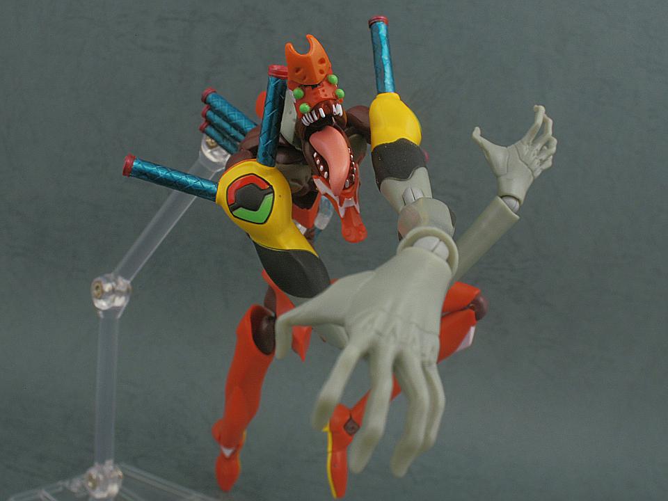 ROBOT魂 ビースト42