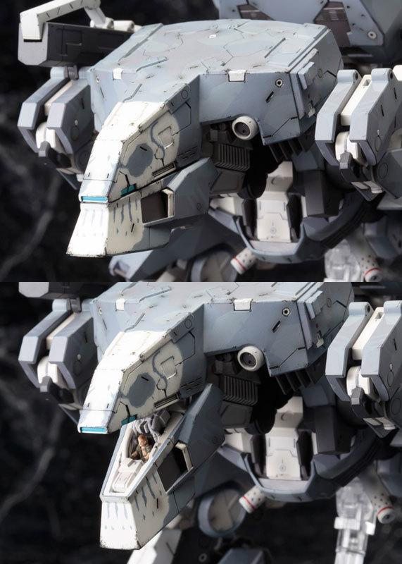 メタルギア ソリッドV ファントムペイン 1100 メタルギア サヘラントロプス プラモデルTOY-RBT-5297_16